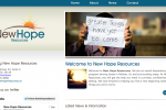 New Hope Resources New Website